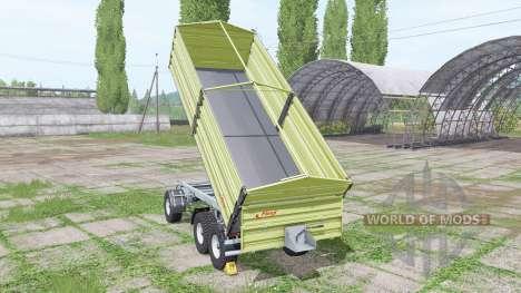 Fliegl DDK 240 pour Farming Simulator 2017