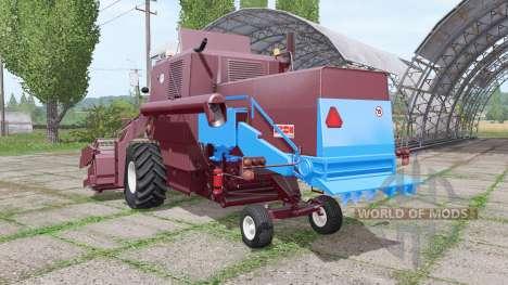 Bizon Z056 Super v0.5 pour Farming Simulator 2017