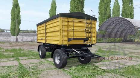 Wielton PRS-2-W14 für Farming Simulator 2017