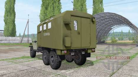 ZIL 157KD 1978 pour Farming Simulator 2017