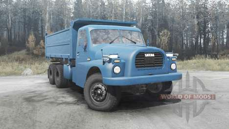 Tatra T148 S3 6x6 1972 pour Spintires MudRunner