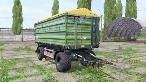 Fliegl DK 180-88 Maxum pour Farming Simulator 2017