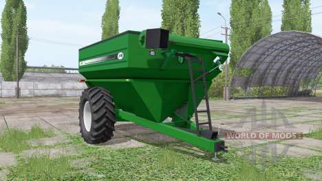 J&M 875 pour Farming Simulator 2017