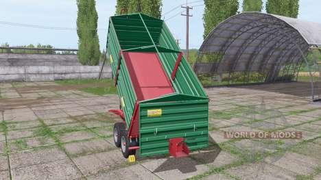 METALTECH TB 14 pour Farming Simulator 2017