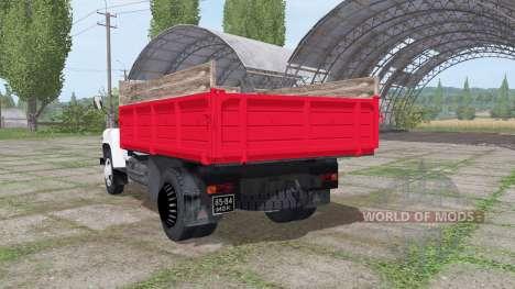 GAZ 53 UNION SOVIÉTIQUE pour Farming Simulator 2017