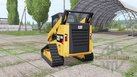 Caterpillar 289D für Farming Simulator 2017