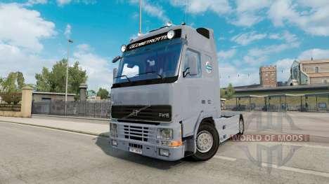 Volvo FH16 520 Globetrotter XL 1995 pour Euro Truck Simulator 2
