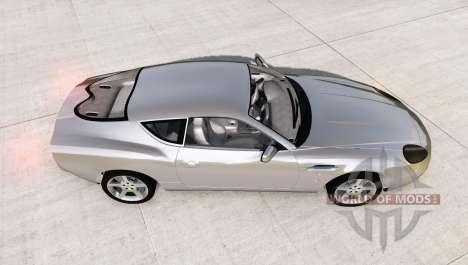 Aston Martin DB7 Zagato 2003 für BeamNG Drive