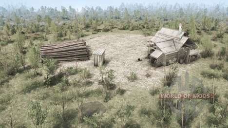 Yamalia pour Spintires MudRunner
