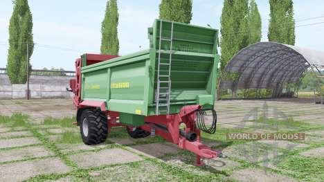 Strautmann MS 1201 pour Farming Simulator 2017