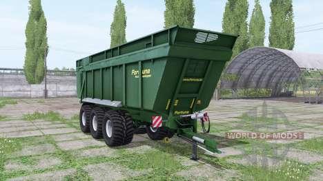 Fortuna FTM 300-8.0 pour Farming Simulator 2017