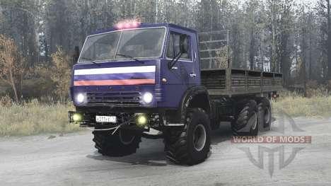 KamAZ 53212 pour Spintires MudRunner