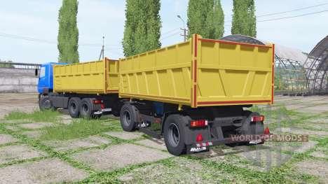 MAZ 6501В9-470-021 pour Farming Simulator 2017