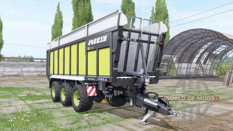 JOSKIN DRAKKAR 8600 CLAAS Edition pour Farming Simulator 2017