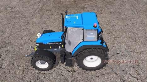 New Holland TM150 v1.3 pour Farming Simulator 2015