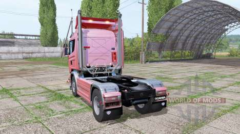 Scania R580 Highline Cab 2013 pour Farming Simulator 2017