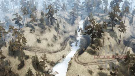 X66 19 pour Spintires MudRunner