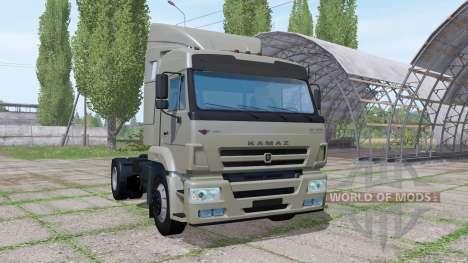 KAMAZ 5460 2009 für Farming Simulator 2017