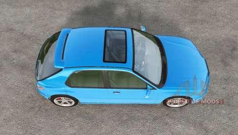 Hirochi Sunburst hatchback für BeamNG Drive