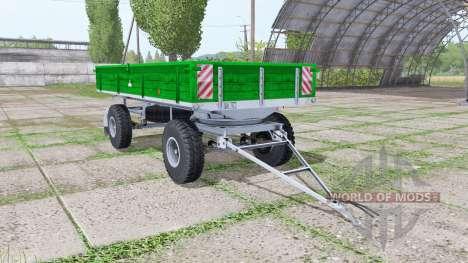 BSS P 73 SH pour Farming Simulator 2017