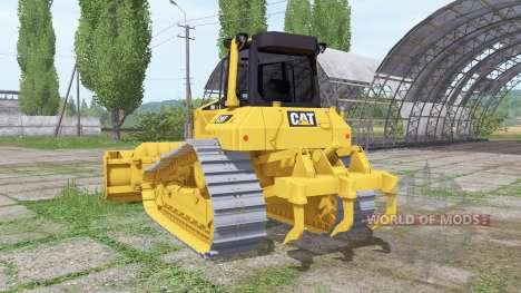 Caterpillar D6N LGP für Farming Simulator 2017