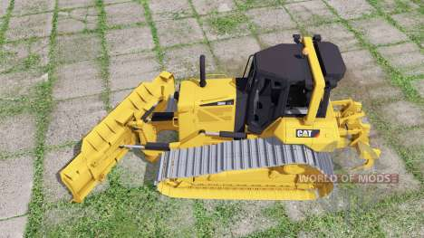 Caterpillar D6N LGP pour Farming Simulator 2017
