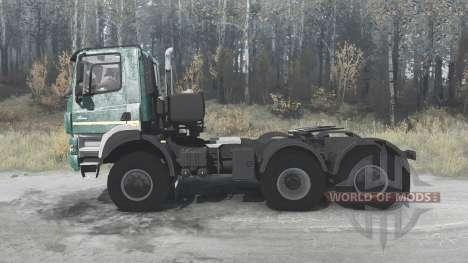 Tatra Phoenix T158 pour Spintires MudRunner
