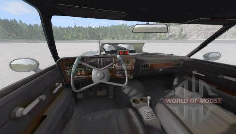 Bruckell Moonhawk Firehawk V12 pour BeamNG Drive