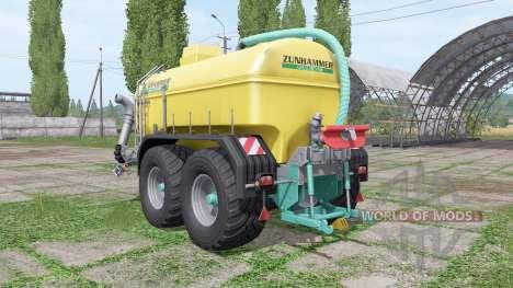 Zunhammer SKE 15500 PU pour Farming Simulator 2017