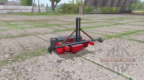 IHC front weight pour Farming Simulator 2017