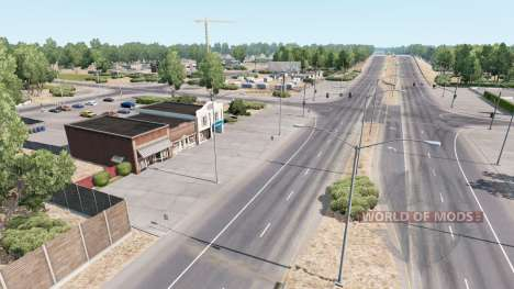 US Expansion pour American Truck Simulator