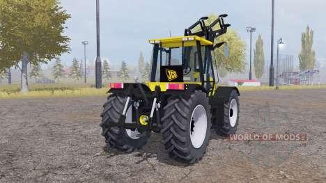JCB Fastrac 2150 front loader v1.1 für Farming Simulator 2013