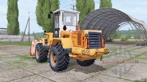 Amkodor 333А pour Farming Simulator 2017