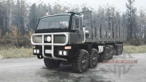 Tatra T815 TerrNo1 12x12 1998 pour Spintires MudRunner
