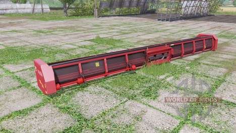 Capello Helianthus 12000 pour Farming Simulator 2017