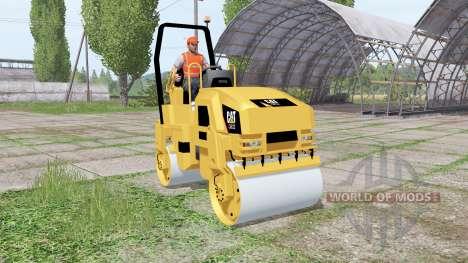 Caterpillar CB32 pour Farming Simulator 2017
