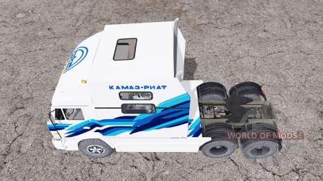 RIAT KAMAZ 54112 für Farming Simulator 2015