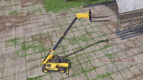 JCB 536-70 v2.0 für Farming Simulator 2017