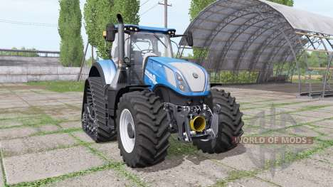New Holland T7.315 RowTrac pour Farming Simulator 2017