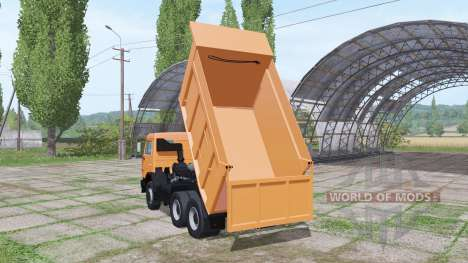 KAMAZ 65115 für Farming Simulator 2017