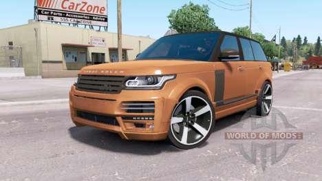 Land Rover Range Rover Vogue (L405) STARTECH für American Truck Simulator