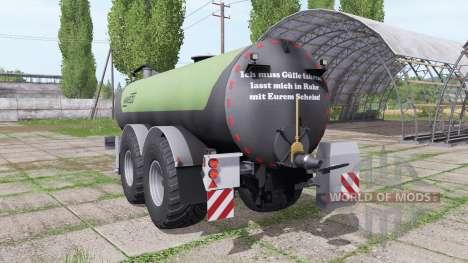 Kaweco Profi III für Farming Simulator 2017