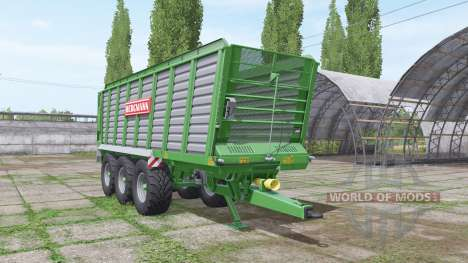 BERGMANN HTW 65 für Farming Simulator 2017