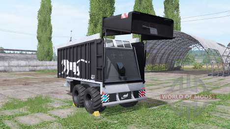 Fliegl ASW 271 Black Panther für Farming Simulator 2017