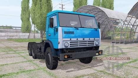 KamAZ 5410 pour Farming Simulator 2017