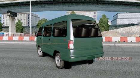 Suzuki Carry pour Euro Truck Simulator 2