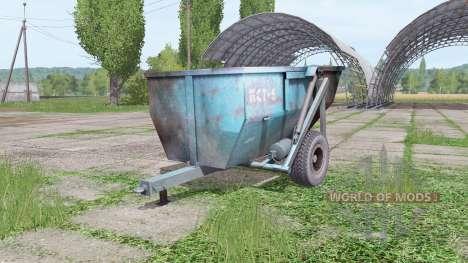 PST 6 pour Farming Simulator 2017