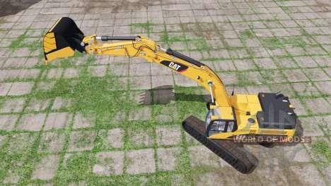 Caterpillar 345D L pour Farming Simulator 2017