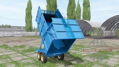 Harry West 10t pour Farming Simulator 2017