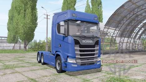 Scania S 480 für Farming Simulator 2017